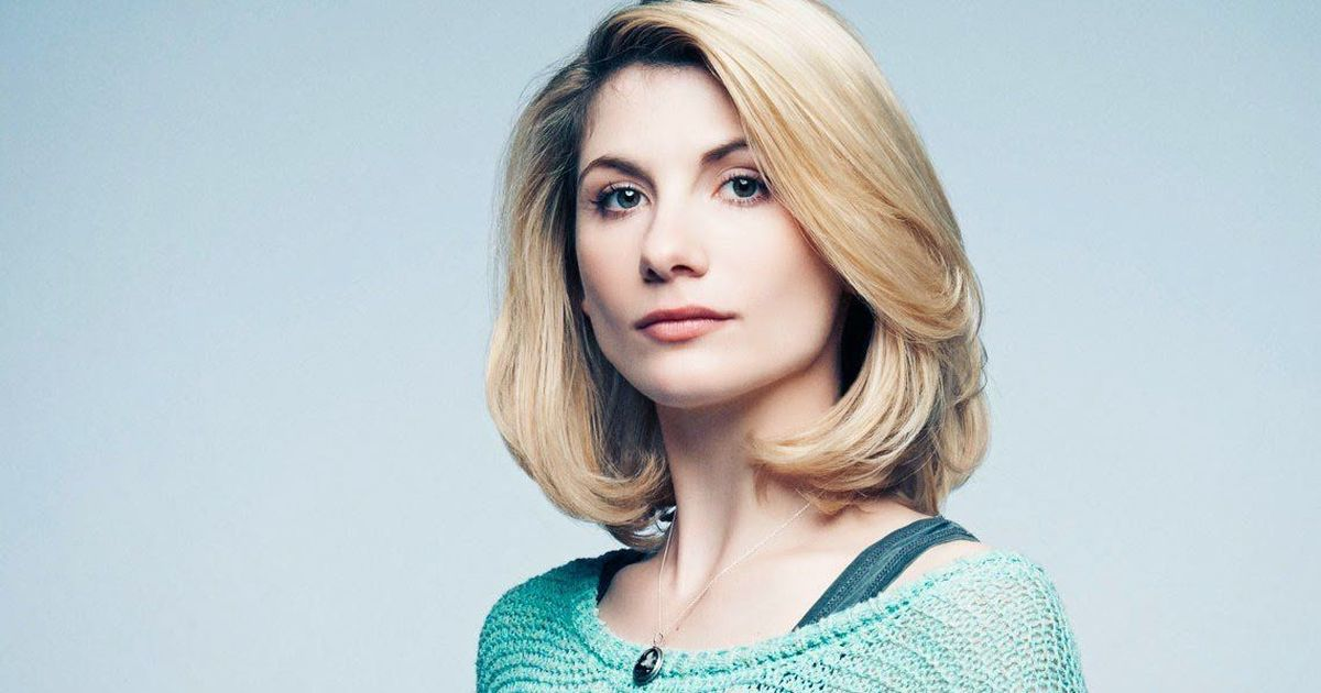 The new Time Lord on 'Doctor Who' will be played by a woman