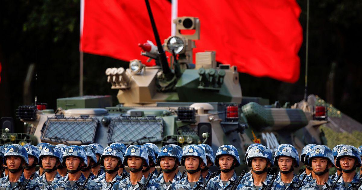 Watch: Chinese Army conducts live-fire drills near Arunachal Pradesh border amid diplomatic standoff
