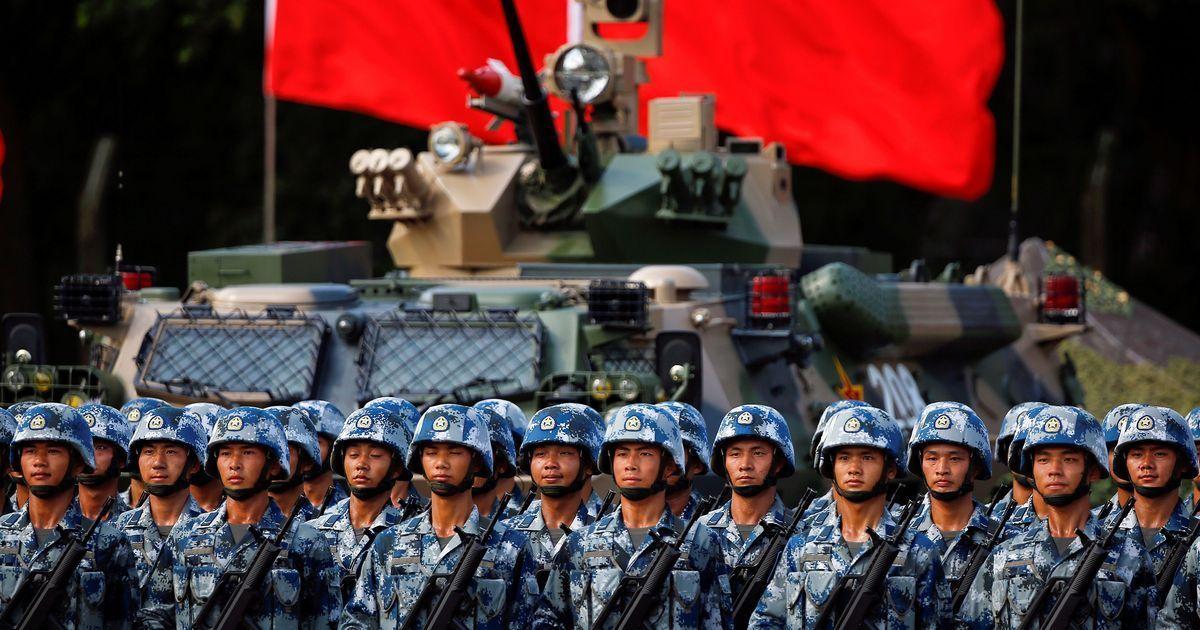 चीन की ताक़तवर सेना इन दिनों मच्छरों से मुकाबले की तैयारी कर रही है