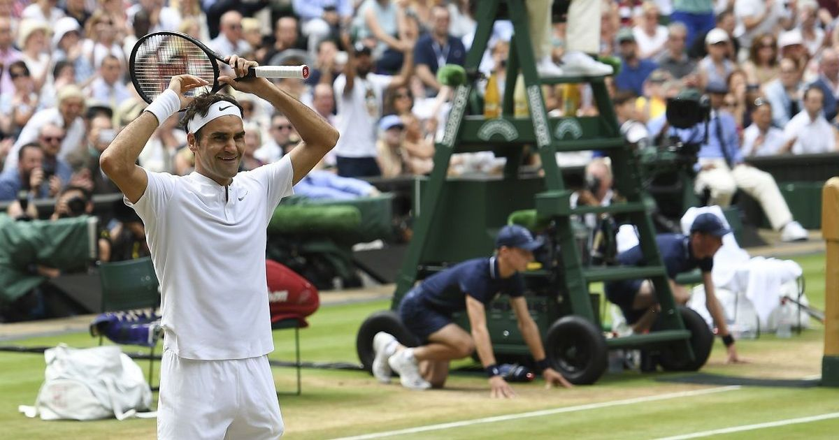 Roger Federer's Wimbledon triumph shows he didn't conquer time, he evolved with it