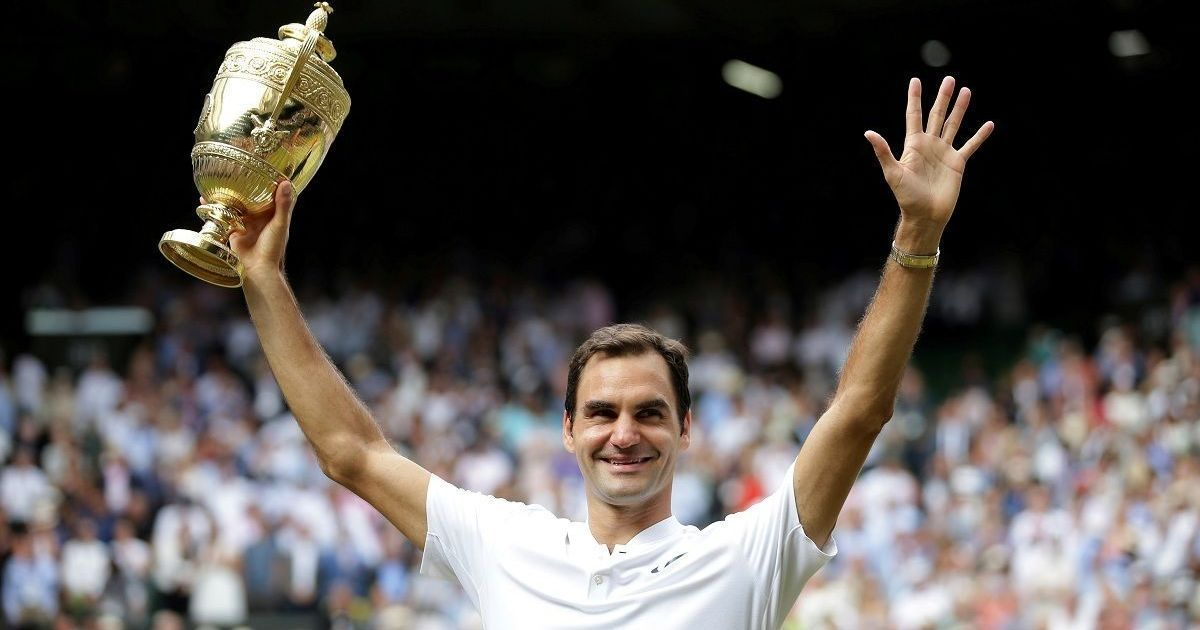 After record Wimbledon triumph, Roger Federer jumps to third in ATP rankings