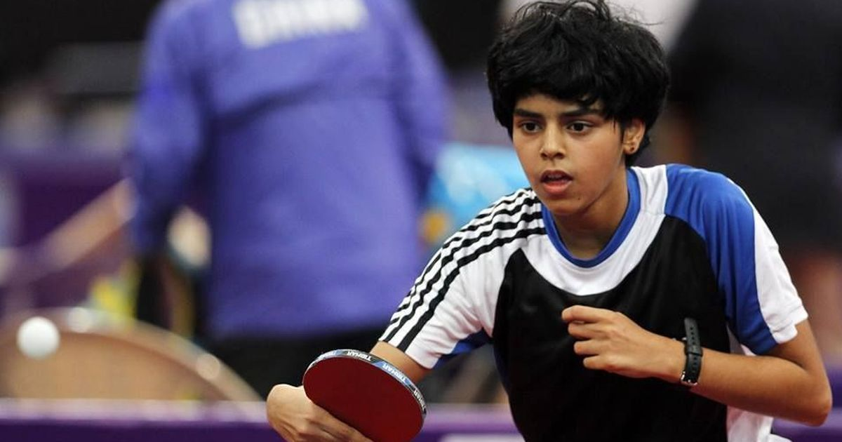 After Sweeping Titles For Fun Rising Table Tennis Star