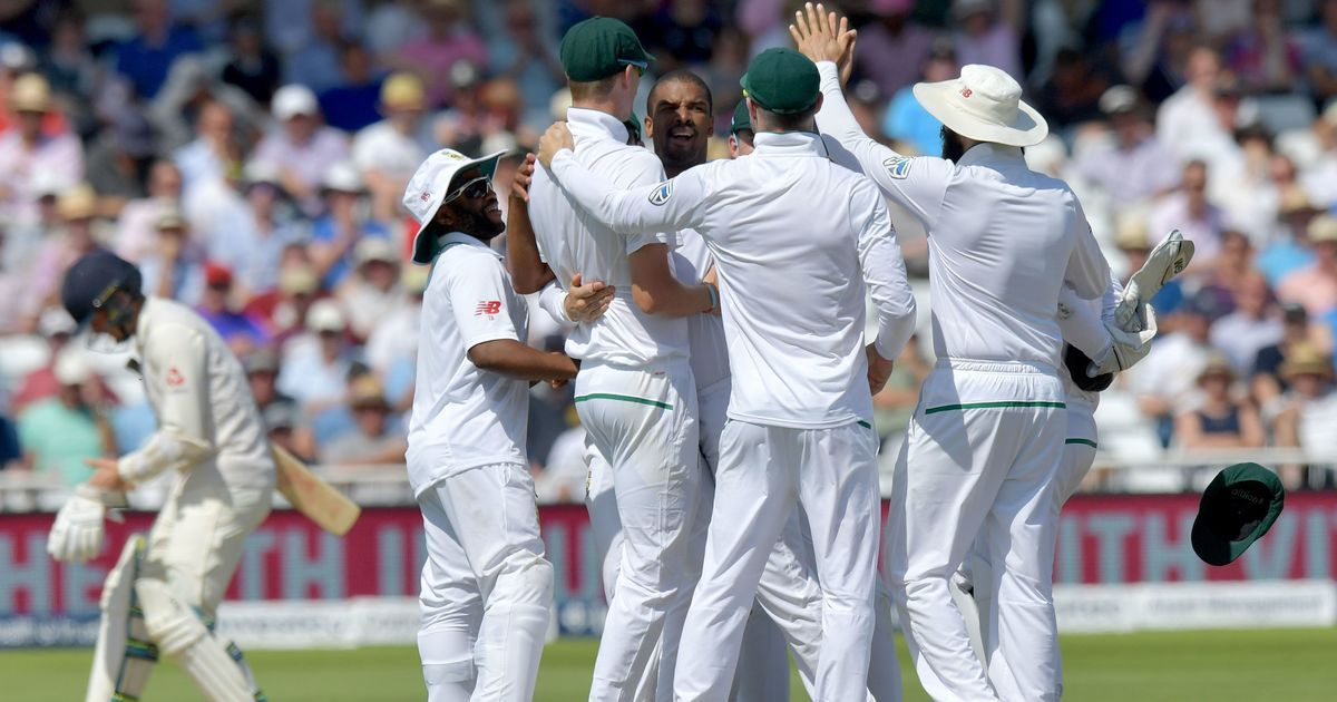 Chris Morris, Vernon Philander star in South Africa's 340-run thrashing of England in 2nd Test