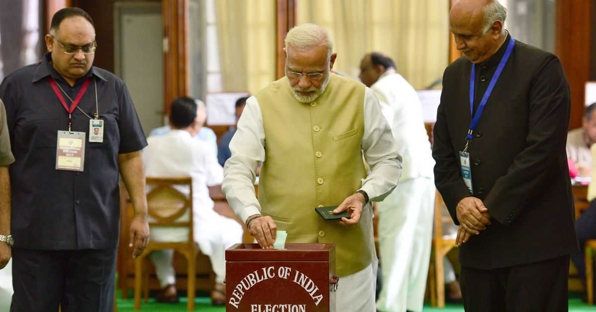 BJP confident of Kovind's win, CPI(M) asks electoral college to vote 'thoughtfully'