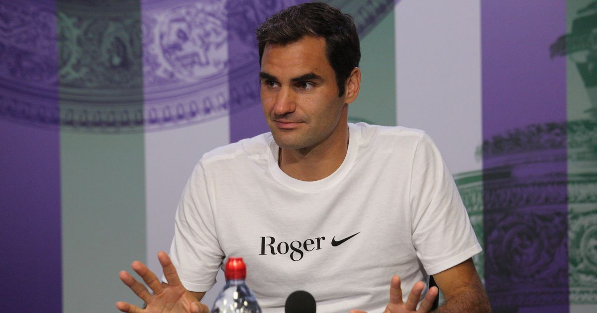 Roger Federer eyes 9th Wimbledon title but believes Rafa Nadal is 'one of the big favourites'