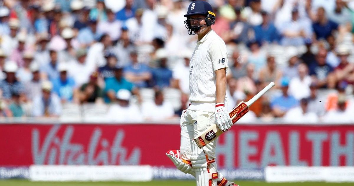 Ballance to see hand surgeon and is England third Test doubt