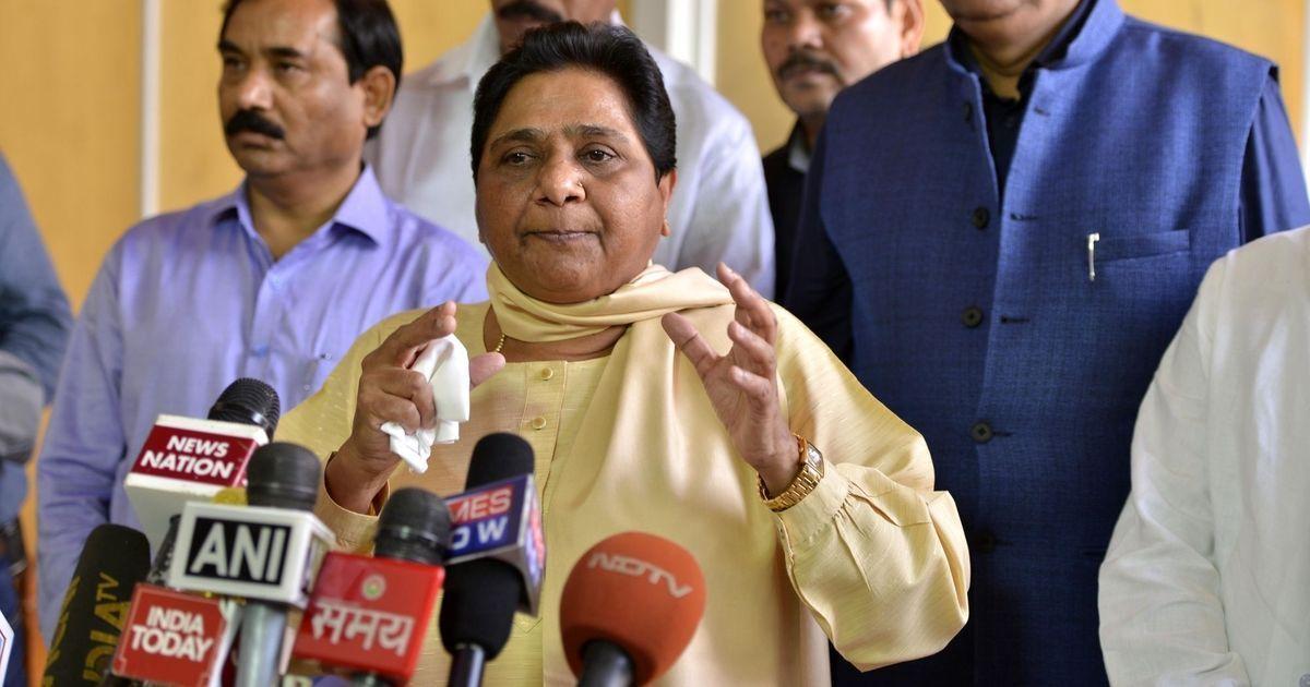 राज्य सभा चुनाव के नतीजों से सपा-बसपा गठजोड़ पर कोई फर्क नहीं पड़ेगा : मायावती