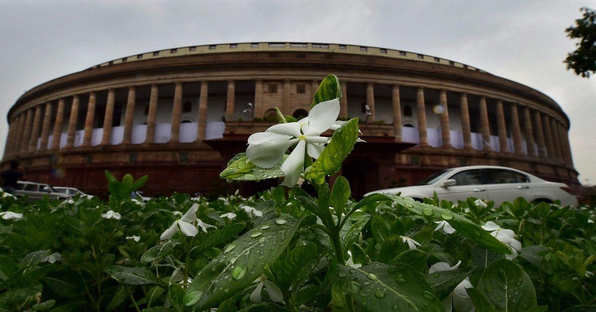 संसद : हंगामे के चलते दोनों सदनों की कार्यवाही मंगलवार तक के लिए स्थगित