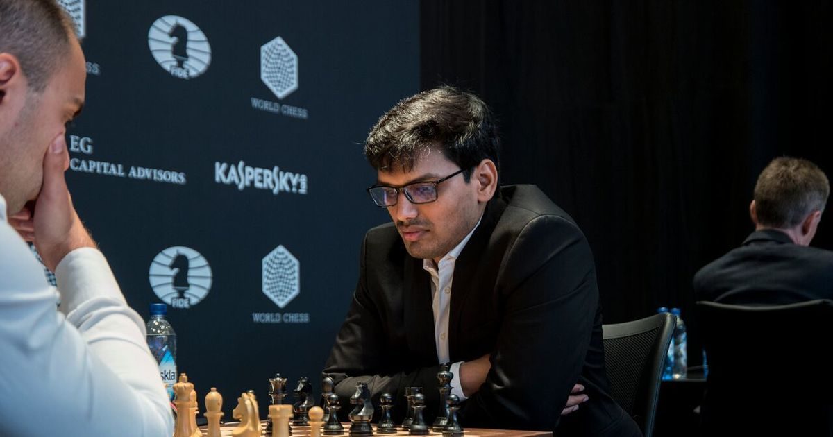 Biel Chess Festival: India's Harikrishna beats Edouard to reduce gap with tournament leader