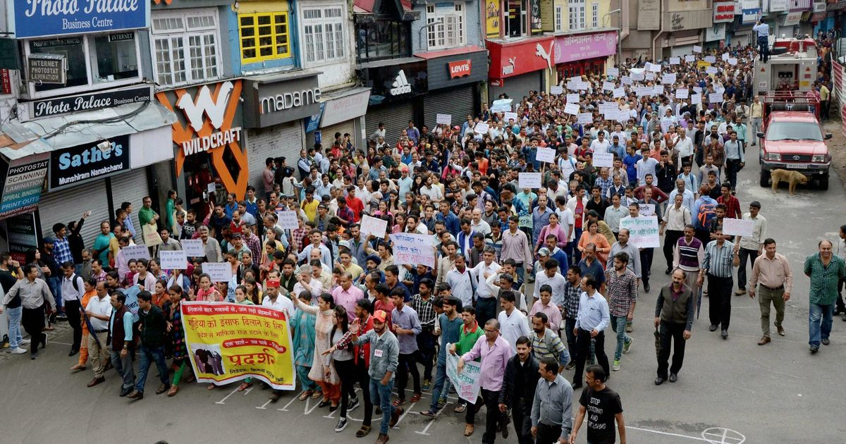 Rape Accused Killed in Himachal Police Custody, Protests Rock Kotkhai