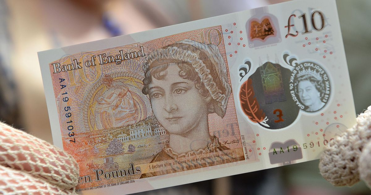 Jane Austen is the face of the new £10 note, and her curious banking story makes her an apt choice