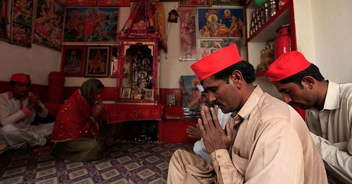 Hindu past in an Islamic country: Living with new identities and old fears in Pakistan