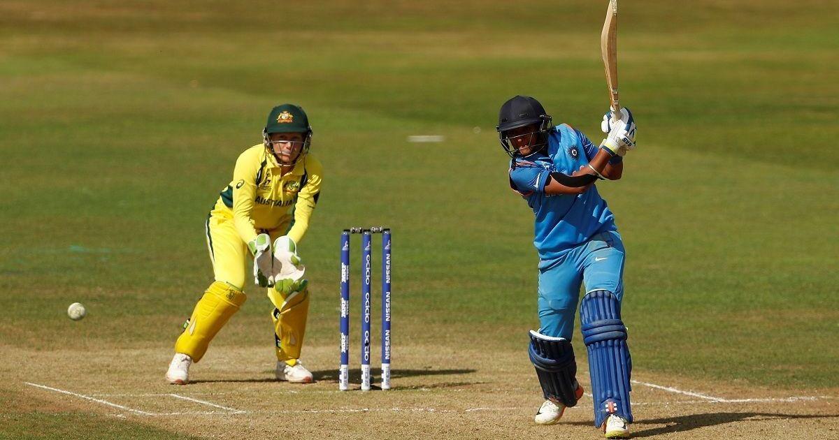 Watch: Harmanpreet Kaur's jaw-dropping 171* against Australia in the 2017 World Cup semi-final