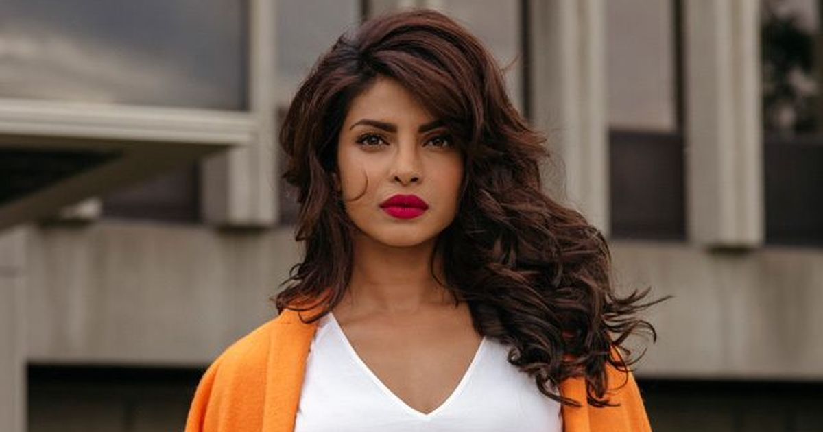Priyanka Chopra to produce third Marathi film; Arunaraje Patil is the director