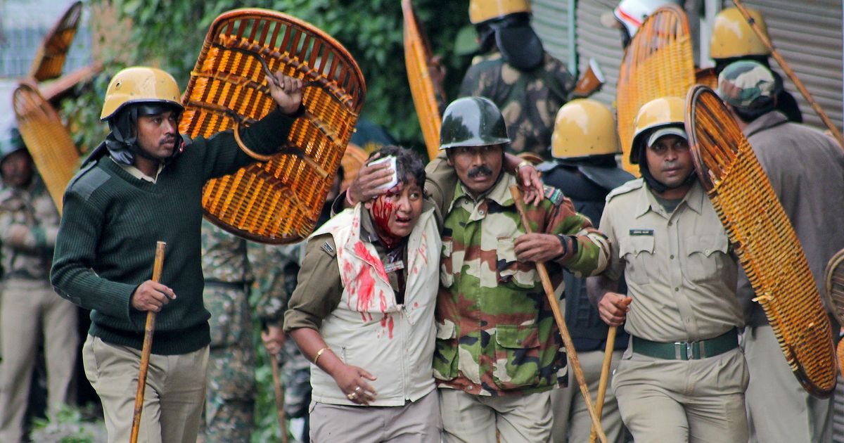 Darjeeling 2017 is eerily similar to Subhash Ghising's violent Gorkhaland movement in 1986