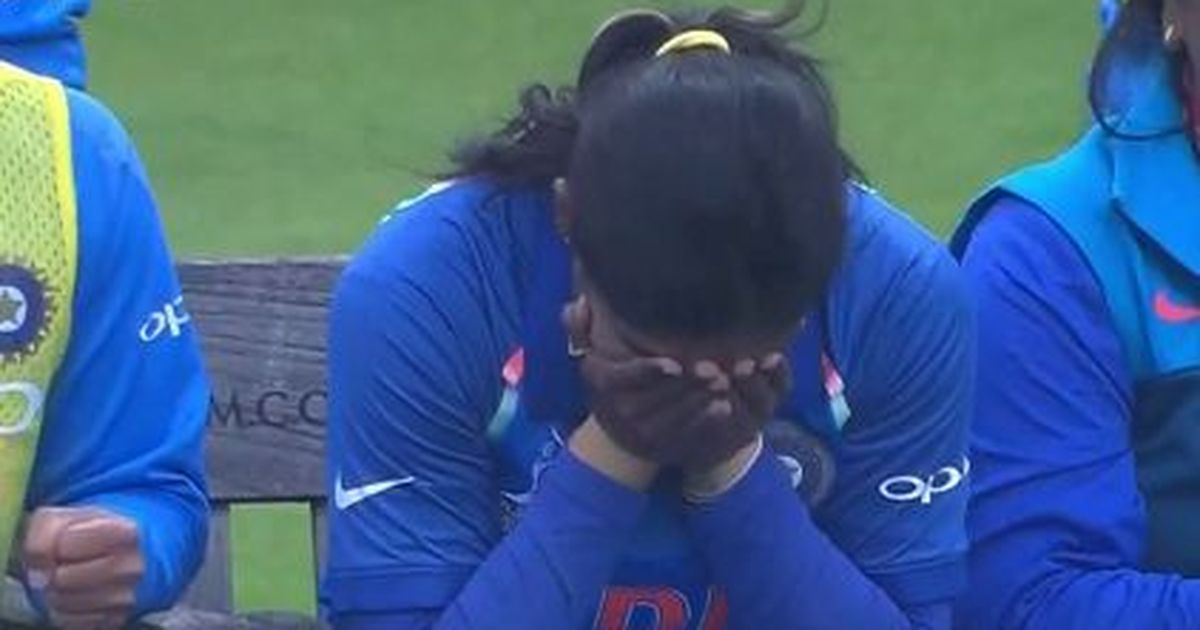 महिला विश्वकप फाइनल : भारत का पहली बार विश्व चैंपियन बनने का सपना टूटा