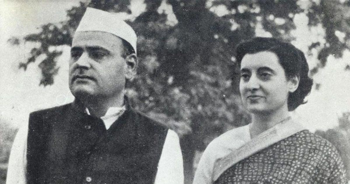 Indira Gandhi Indias First Woman PM Was An Alpha Female Who Was