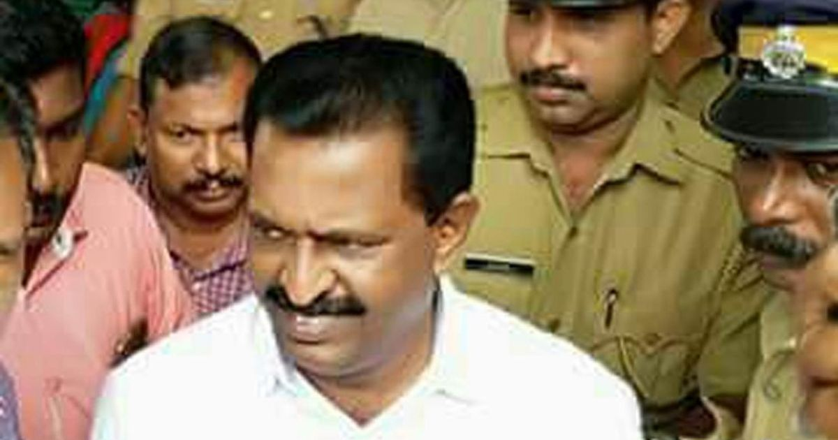 Kerala: Rape accused Congress MLA M Vincent sent to one-day police custody
