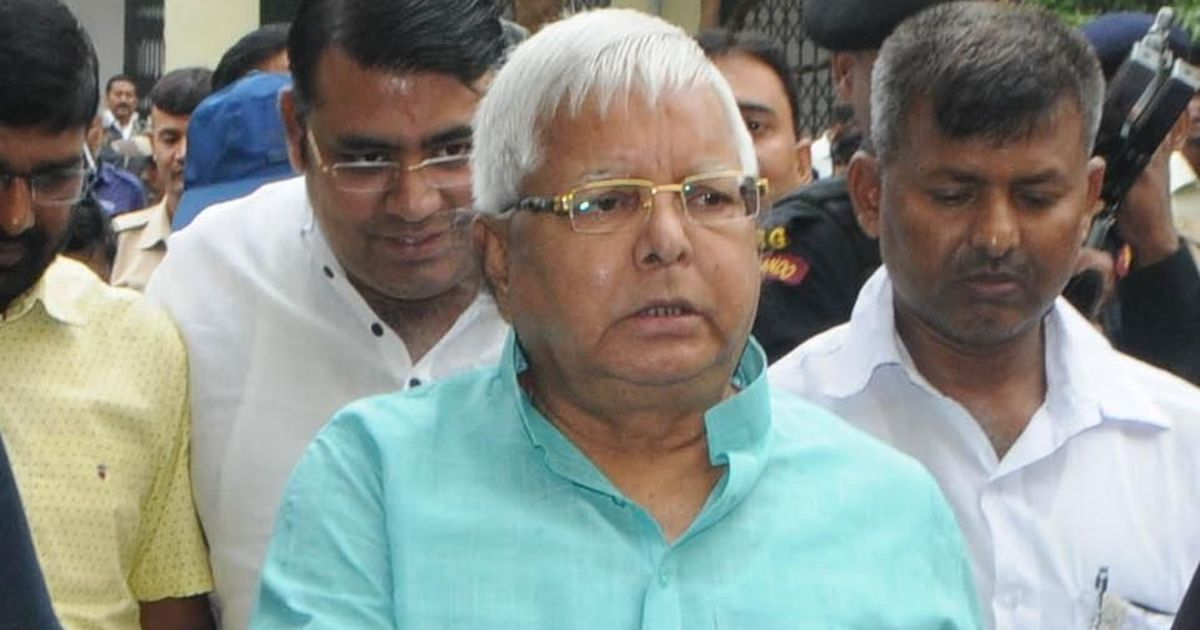 RJD chief Lalu Yadav predicts early Lok Sabha polls, dares government to send him to jail