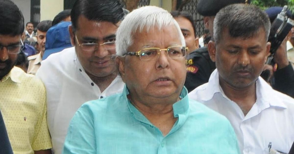 Joint call to fight BJP sounded at Lalu rally