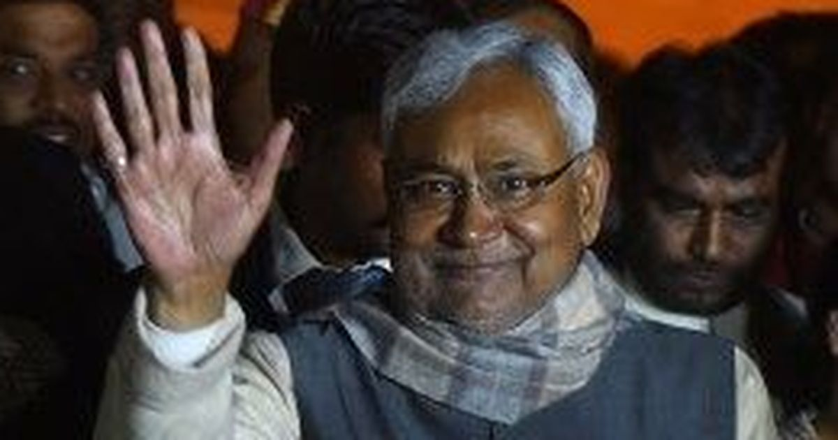Bihar: JD(U) leader says Chief Minister Nitish Kumar is no longer interested in Dalit welfare