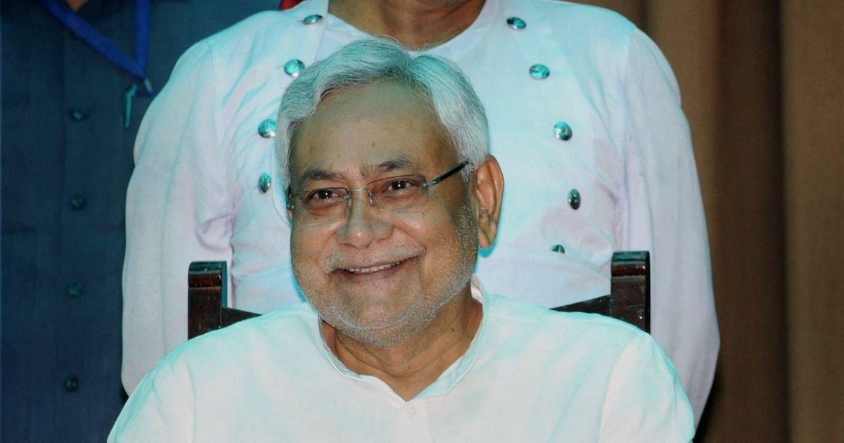 Will not compromise with those trying to divide the society: Nitish Kumar