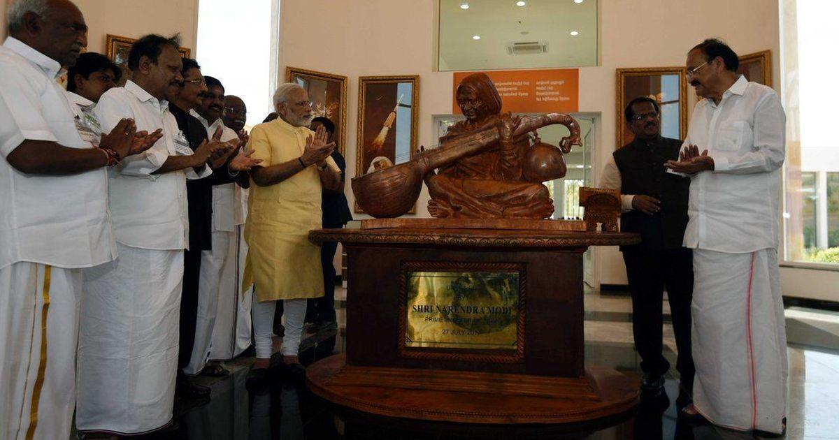 PM Modi inaugurates Kalam memorial, addresses public rally