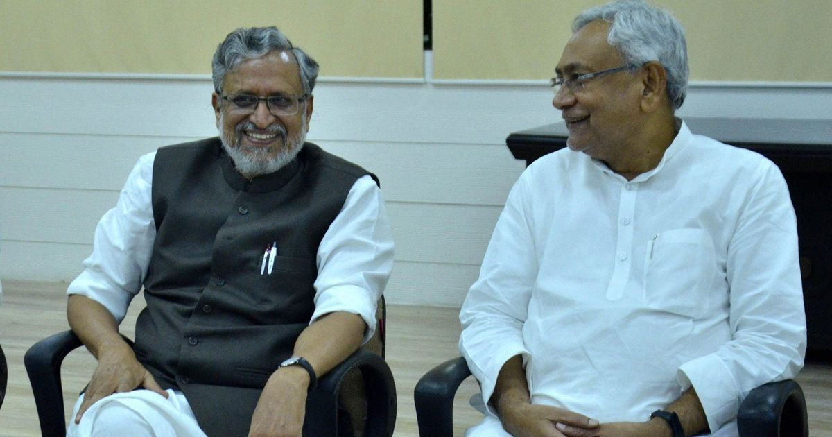 Nitish Kumar says he will miss former deputy Sushil Modi in new Cabinet, calls it BJP's decision