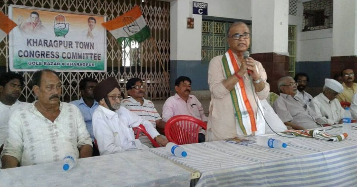 Meira Kumr won't be Congress RS candidate from Bengal