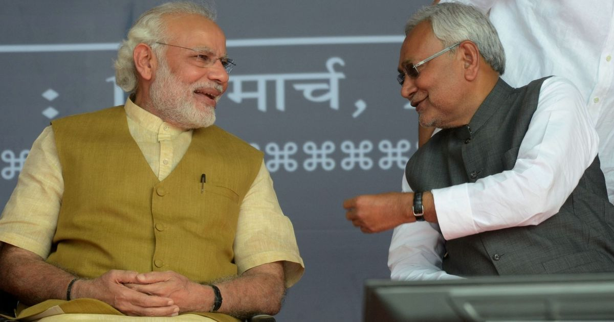 Readers' comments: 'BJP and JD(U) are natural allies'