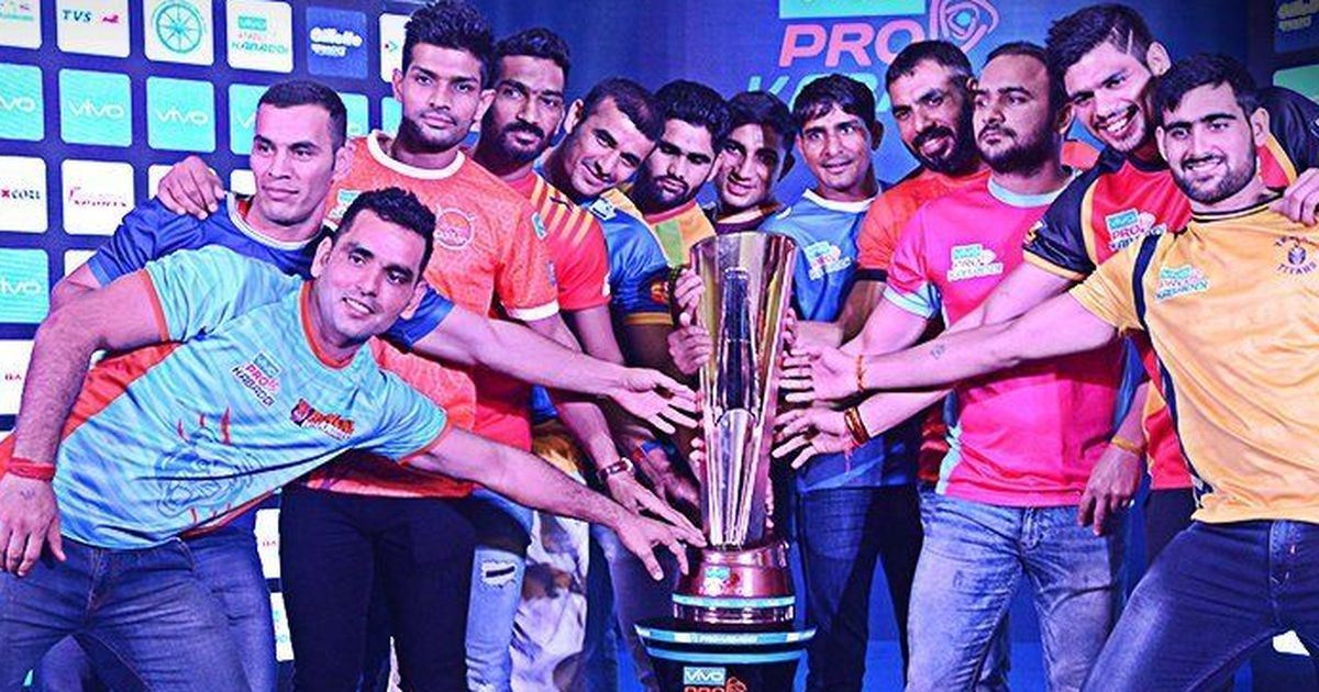Here's all you need to know about the fifth season of Pro Kabaddi