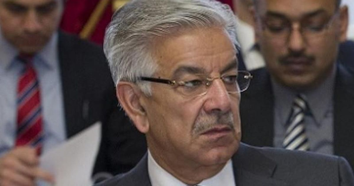 Khawaja Asif leaves for three-day tour of US