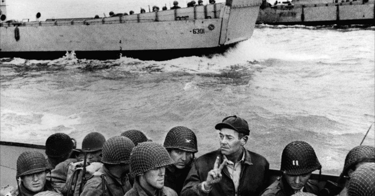 'Dunkirk' and 'The Longest Day' have a connection that goes beyond the war theme