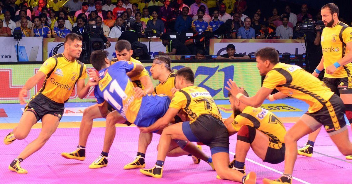 Pro Kabaddi League 2017 Match Preview: Experienced Titans vs debutant Thalaivas