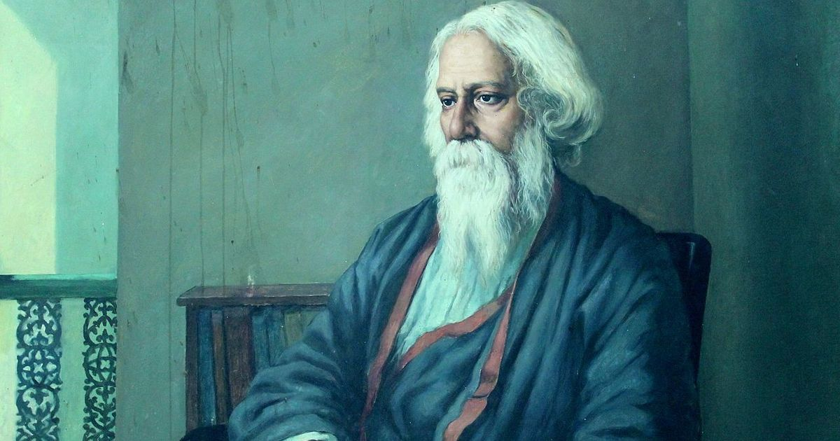 Why the media is being maligned for reporting that RSS affiliate wanted Tagore out from textbooks