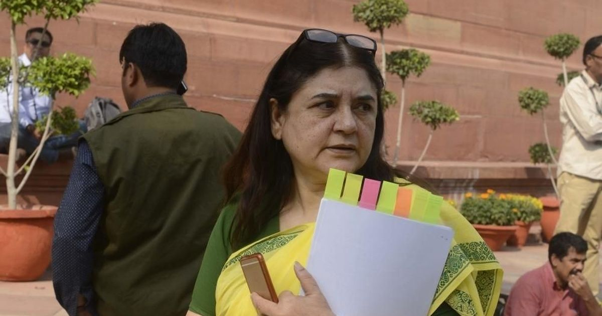 Make marijuana legal for medical needs: Maneka Gandhi