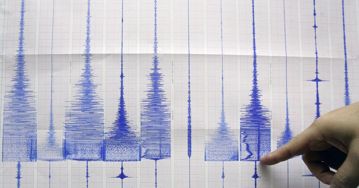 Earthquake of 6.4 magnitude hits Sumatra island in Indonesia