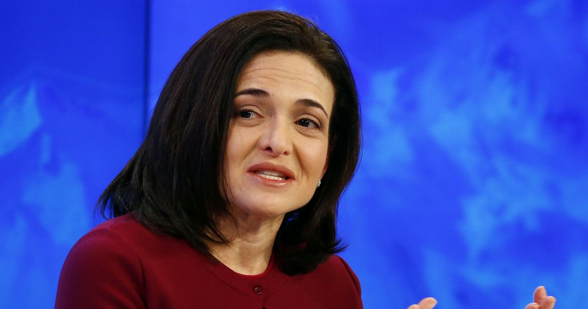 Facebook users may have to pay to opt out of their data being used for targeted ads Sheryl Sandberg