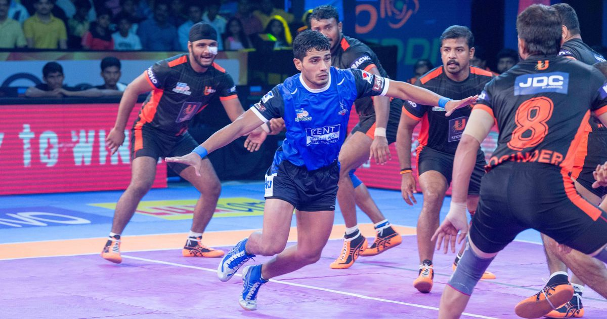 Image result for haryana steelers 2019 vikash khandola