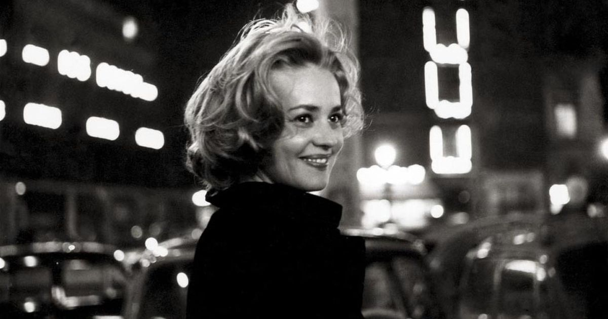 'My life feeds my art, and my art feeds my life': French acting legend Jeanne Moreau (1928-2017)