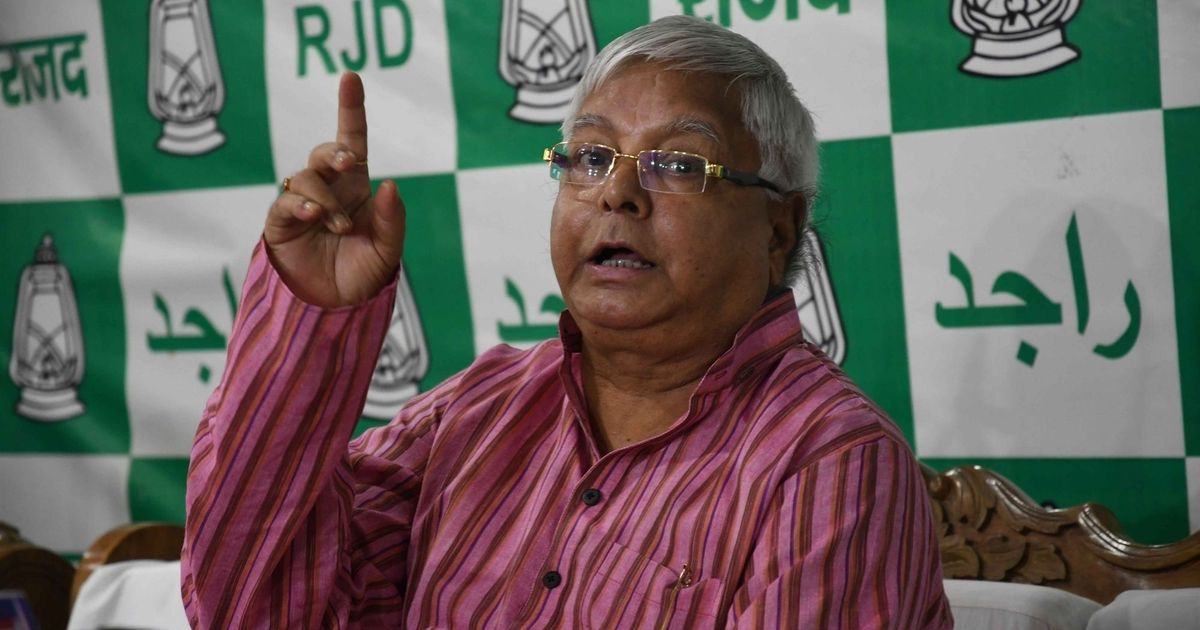 The big news: Lalu Prasad sentenced to five years in jail in fodder scam, and 9 other top stories
