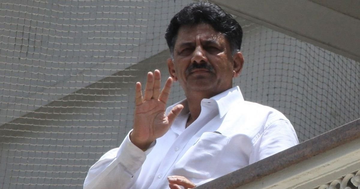 Karnataka: Income Tax raids on Congress minister DK Shivakumar continue for the second day