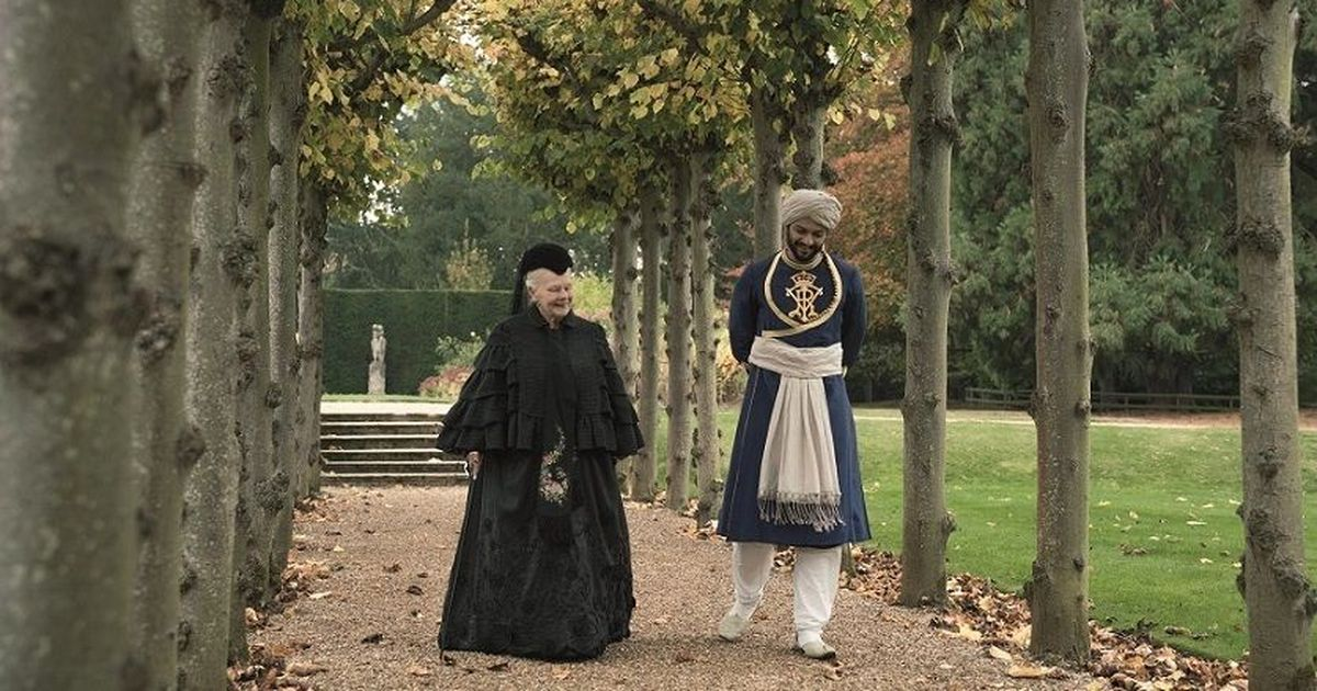 In photos: The costumes of 'Victoria & Abdul', starring Judi Dench and Ali Fazal
