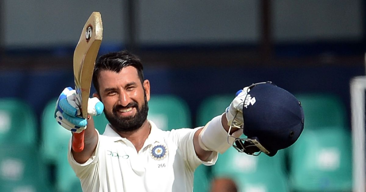 Cheteshwar Pujara his 12th double hundred, breaks 70-year-old record
