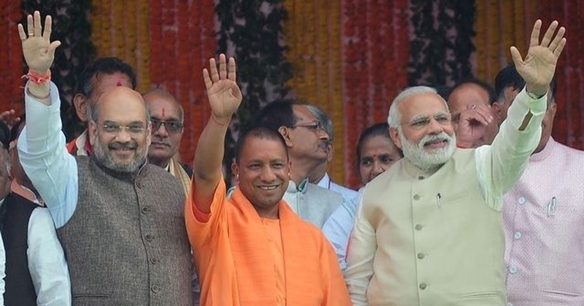 UP: Adityanath's government likely to announce a Ram statue in Ayodhya on Diwali
