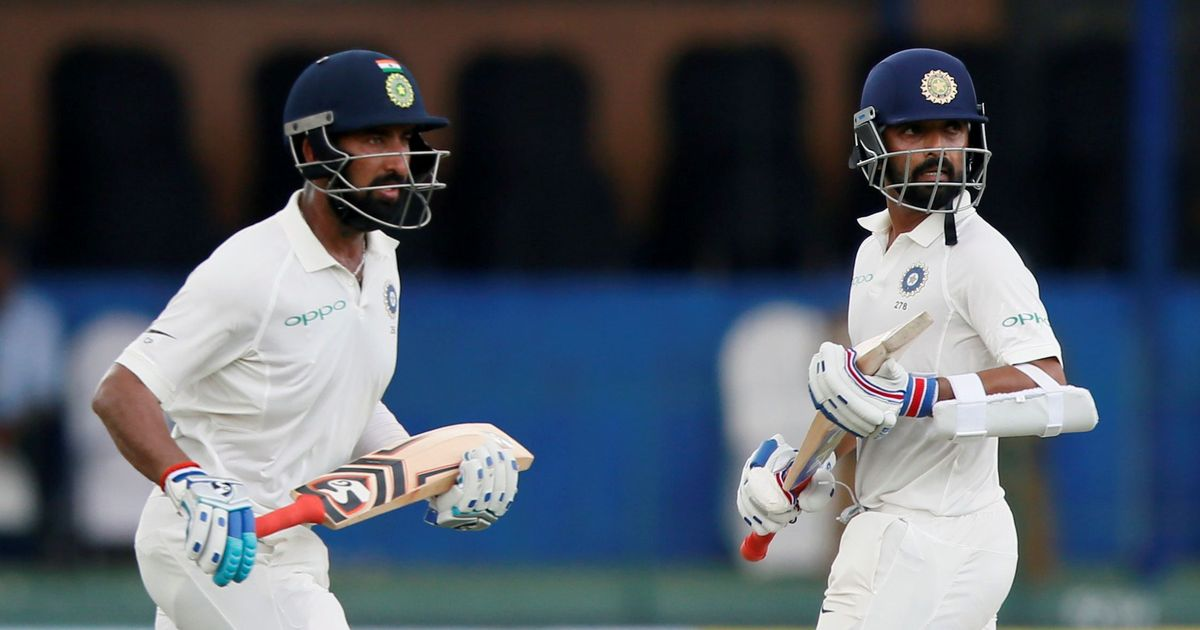 Kohli continues to astound but Rahane and Pujara's return to form may be India's biggest gain