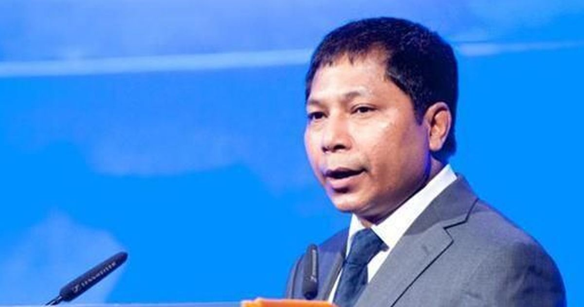 Meghalaya chief minister drops two senior Congress leaders from his Cabinet