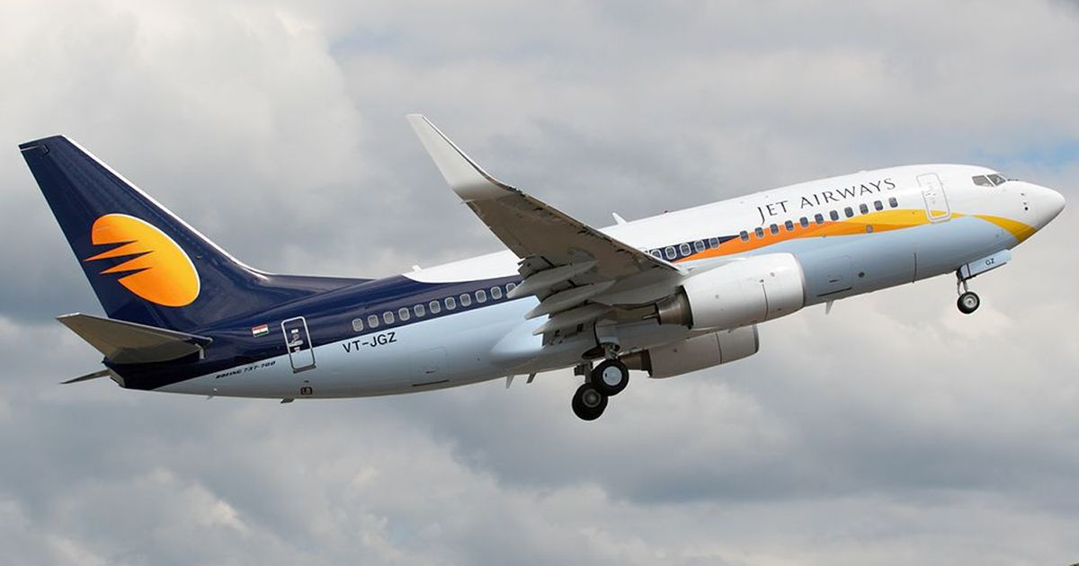 Jet Airways will bar passengers from carrying smart luggage with non-removable batteries from Monday
