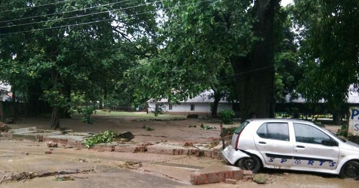 Uttarakhand: At least 10 killed in heavy rain, highways blocked