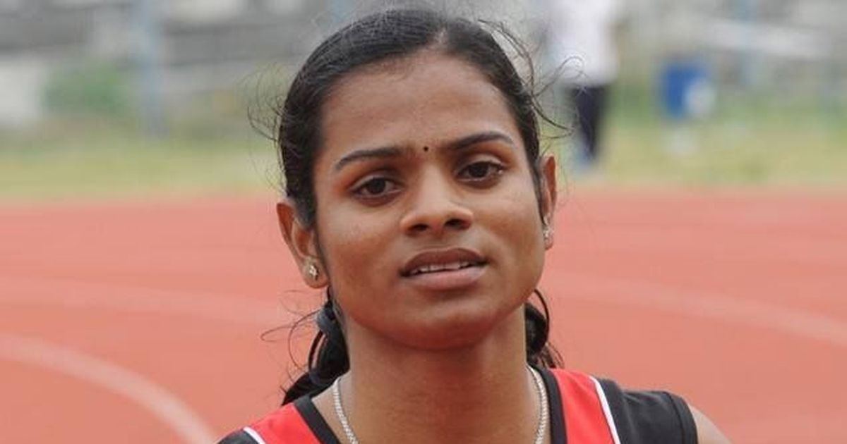 Dutee Chand finishes 6th in 100-metre heats, fails to qualify for semis of world championships